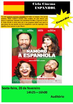 Namoro à Espanhola